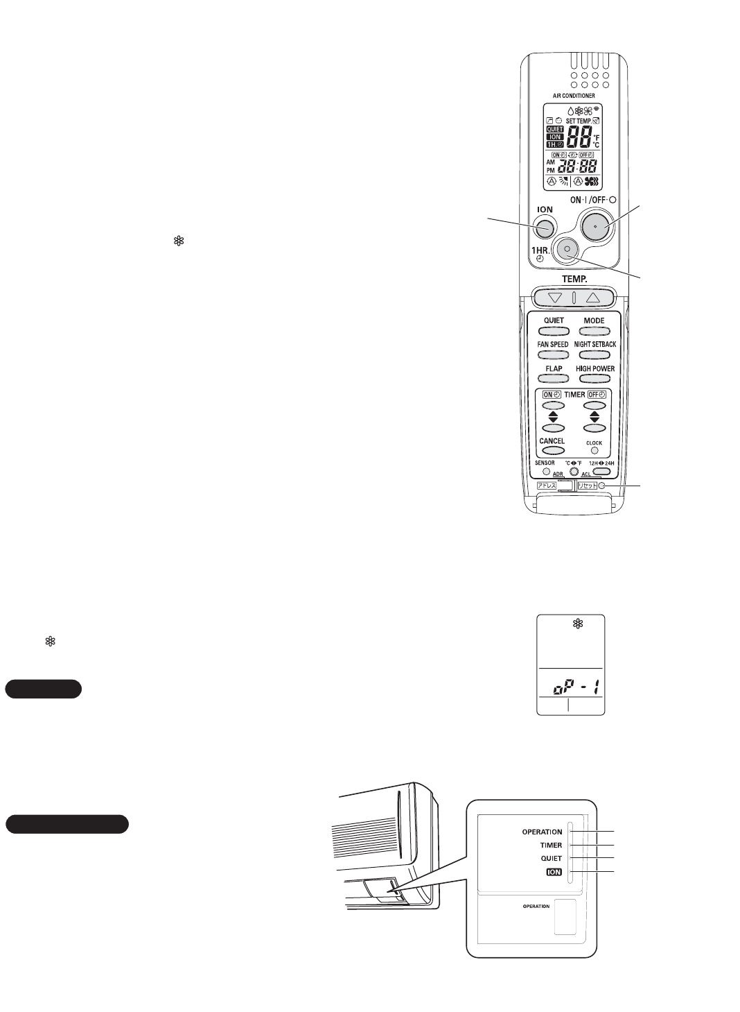 Page 104 of Sanyo Air Conditioner C0971 User Guide