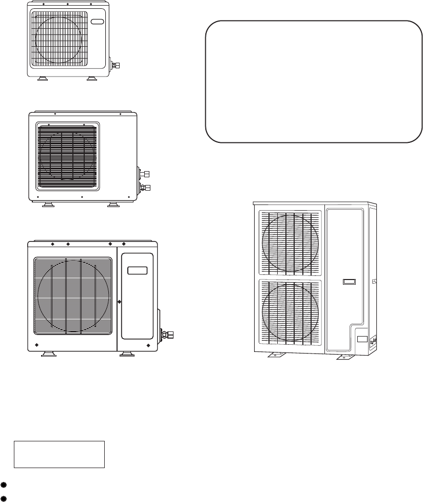 Haier Air Conditioner AU48NAIEAA User Guide