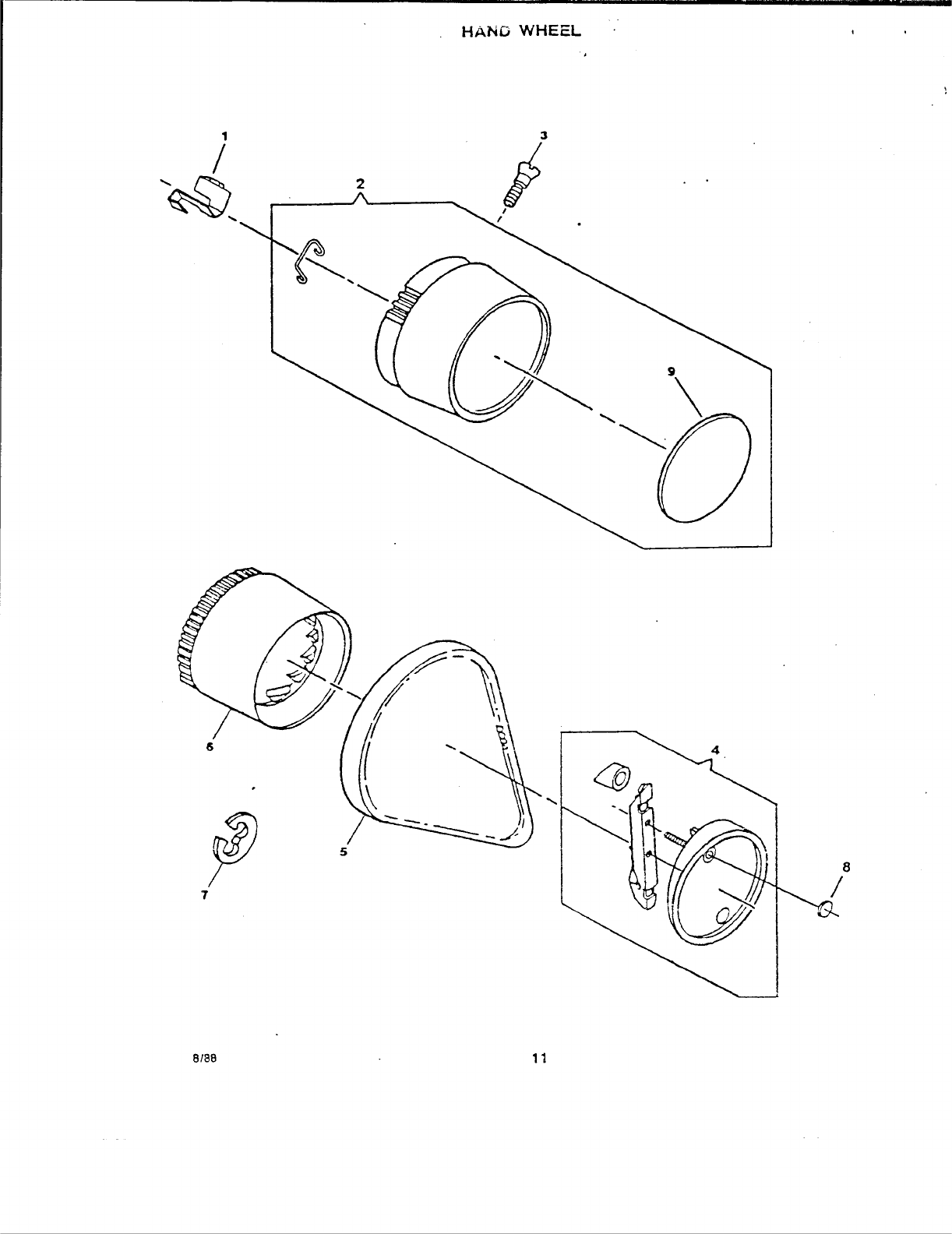 Page 14 of Singer Sewing Machine 6234 User Guide