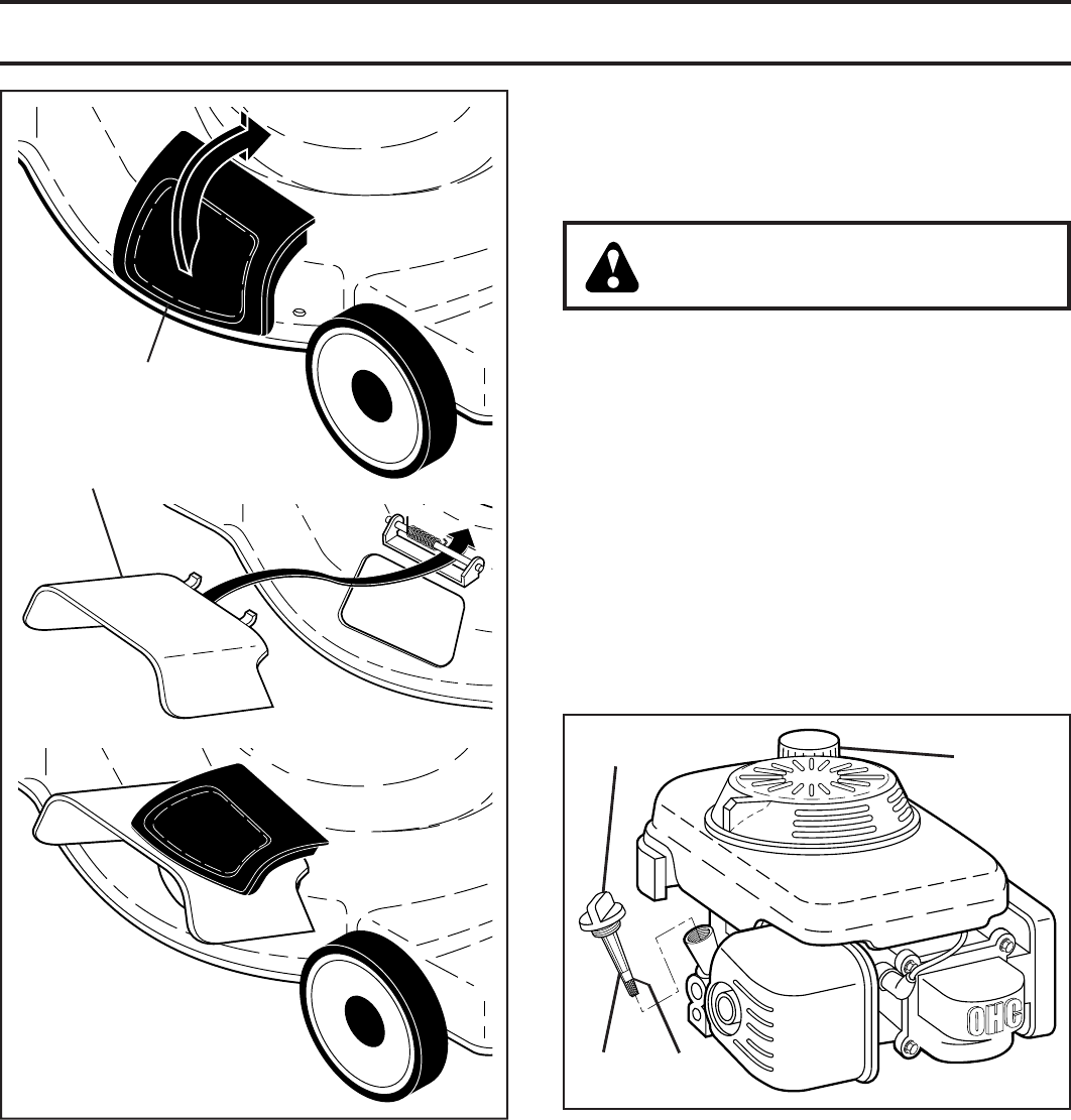 Page 8 of Husqvarna Lawn Mower 7021R User Guide