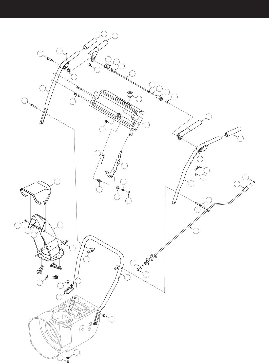 Page 28 of Craftsman Snow Blower 247.8819 User Guide