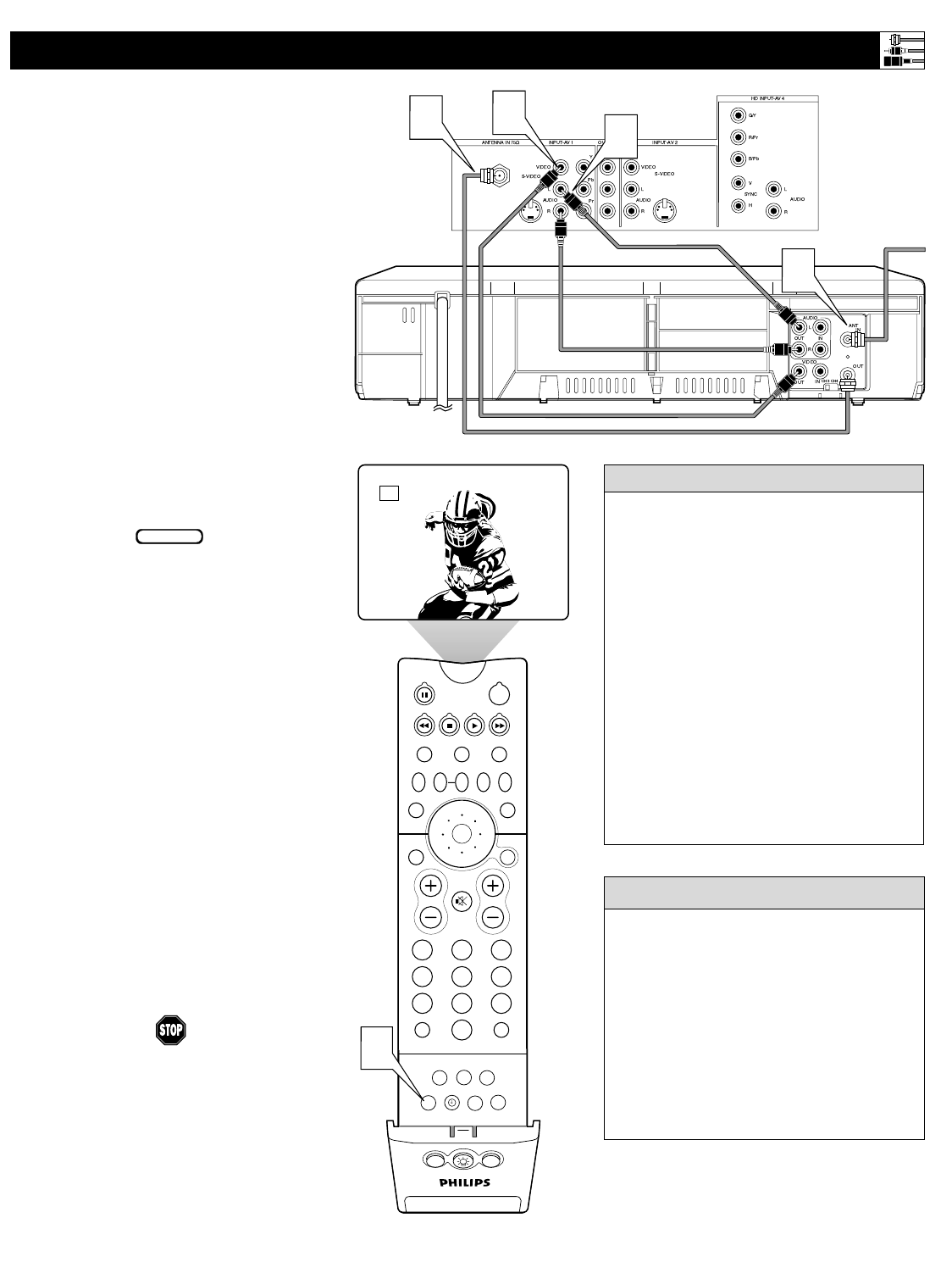 Page 7 of Philips Projection Television 60PP9202 User