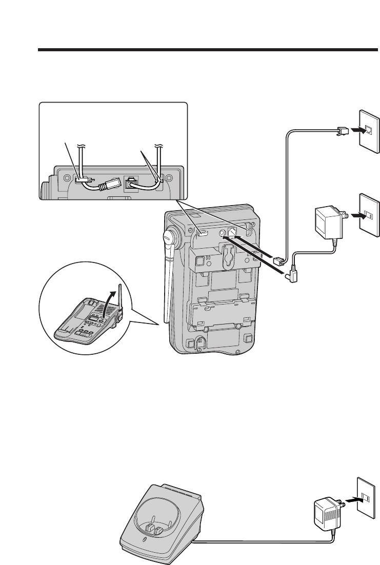 Page 8 of Panasonic Telephone KX-TG2382B User Guide