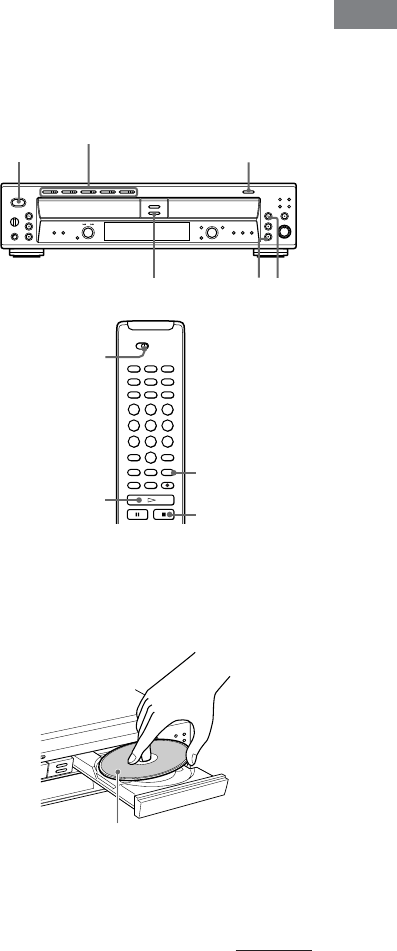 Page 23 of Sony CD Player RCD-W500C User Guide