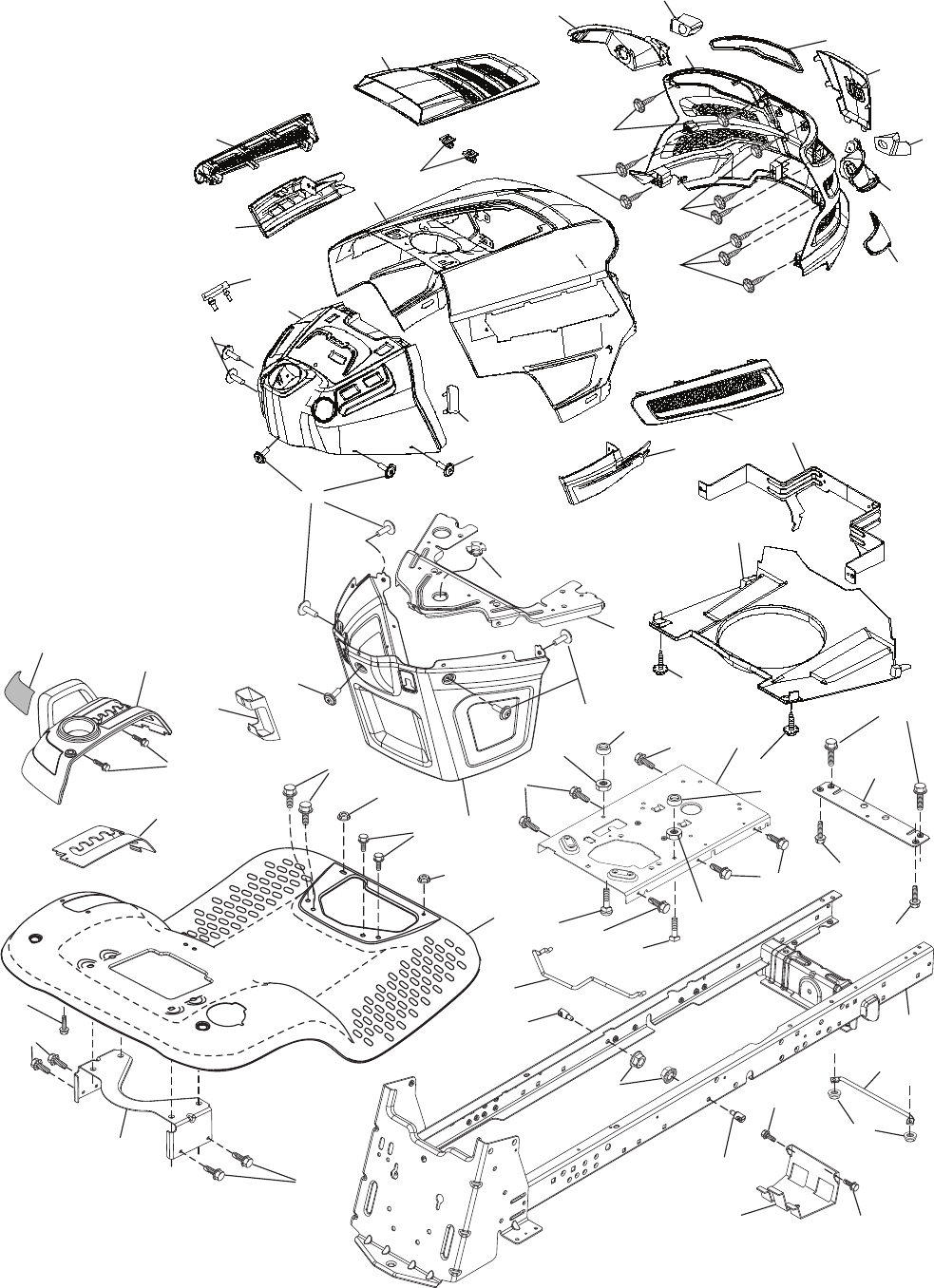 Page 32 of Husqvarna Lawn Mower LGT2554 User Guide