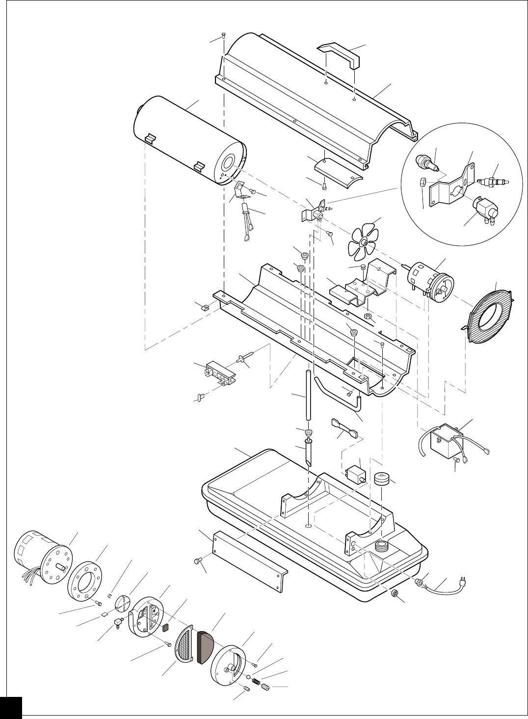 Page 24 of Master Lock Air Conditioner B100 User Guide