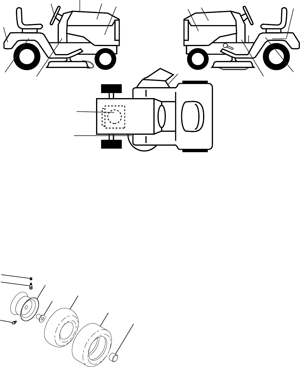 Page 28 of Poulan Lawn Mower 96042003401 User Guide