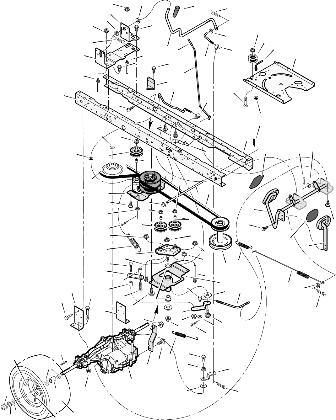 Murray Riding Mower Wiring Diagram – Wirdig