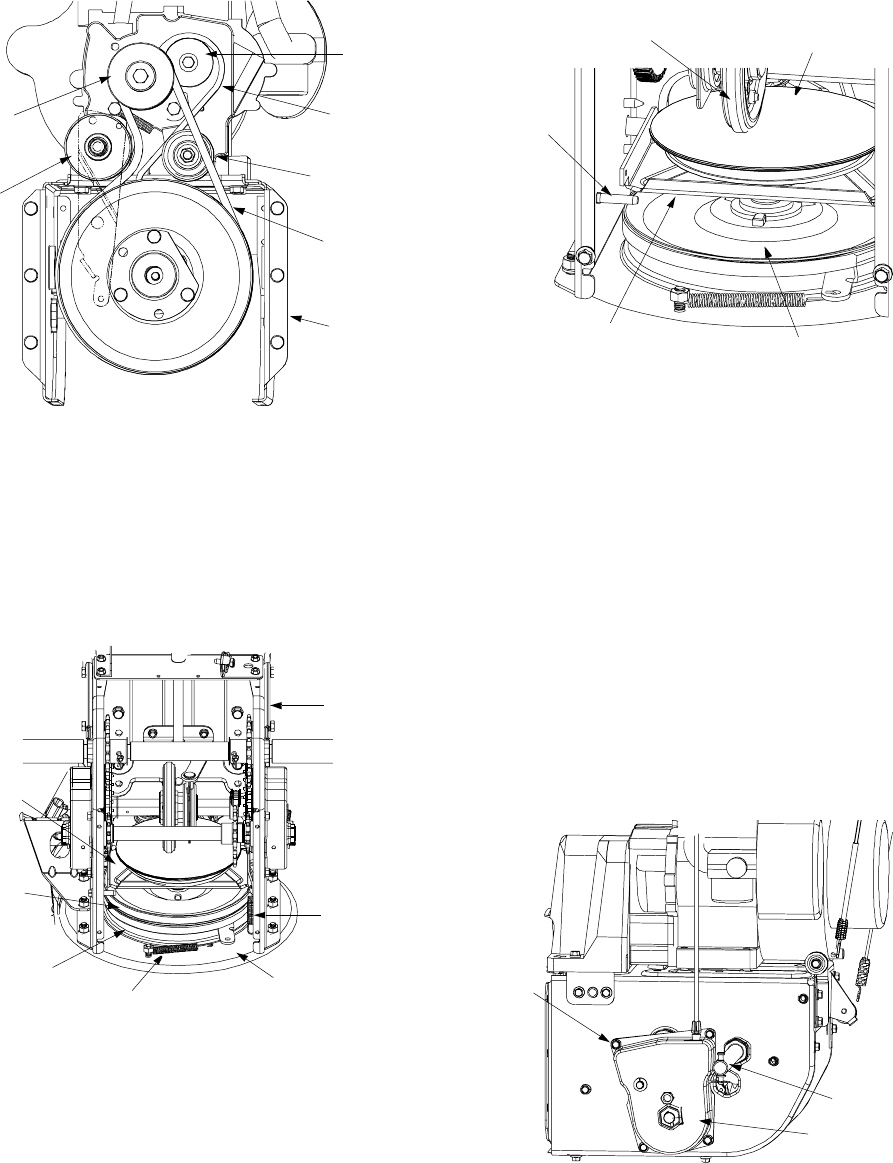 Page 16 of Troy-Bilt Snow Blower 10030 User Guide