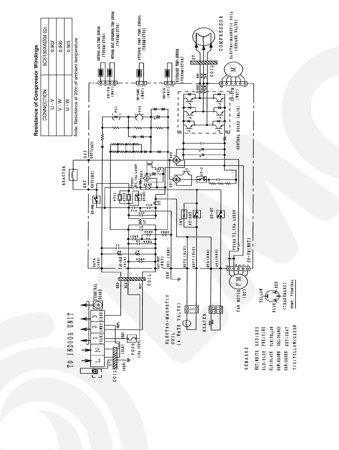 Page 16 of Panasonic Air Conditioner CU-3E18EBE User Guide