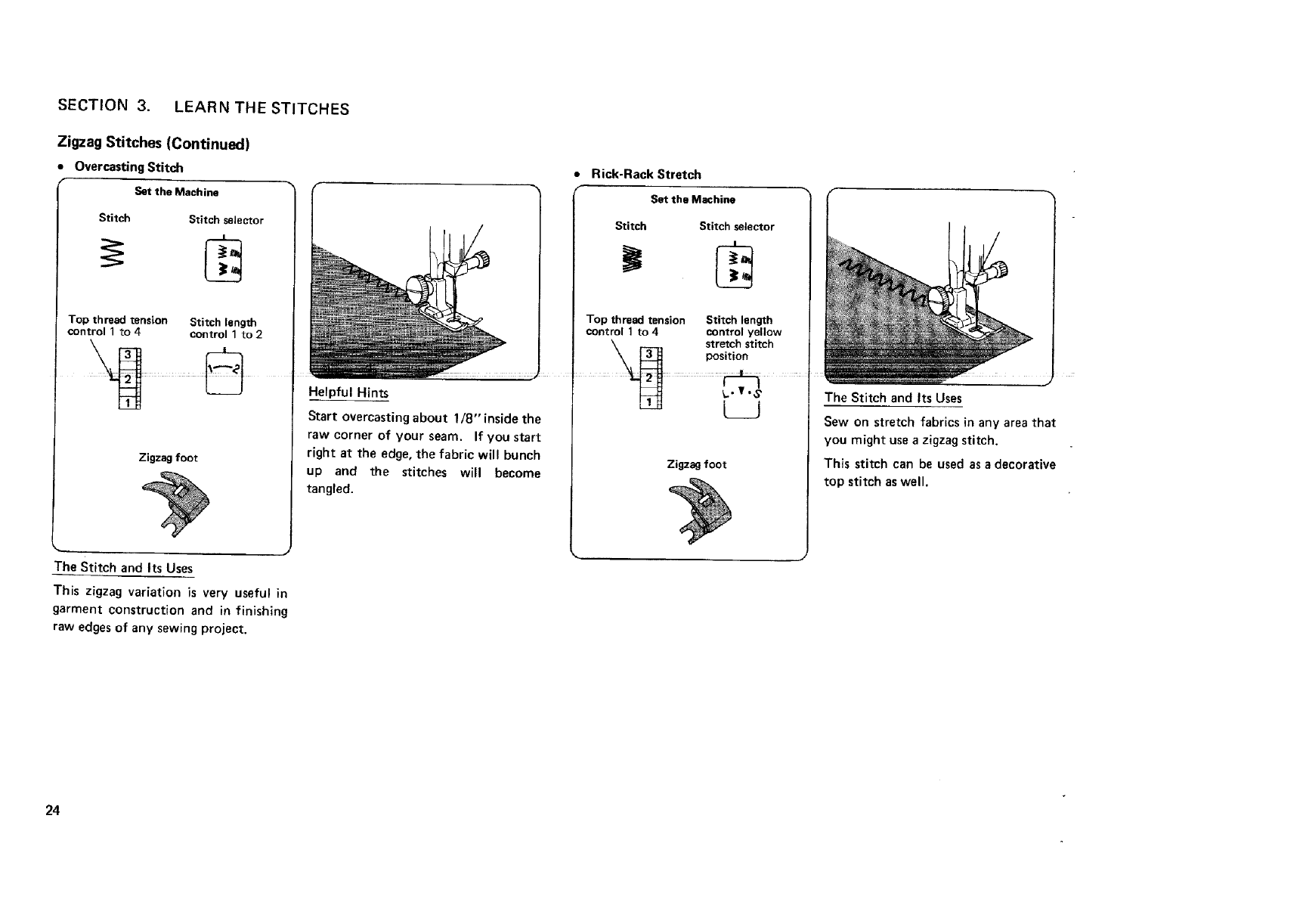 Page 28 of Sears Sewing Machine 12781 User Guide