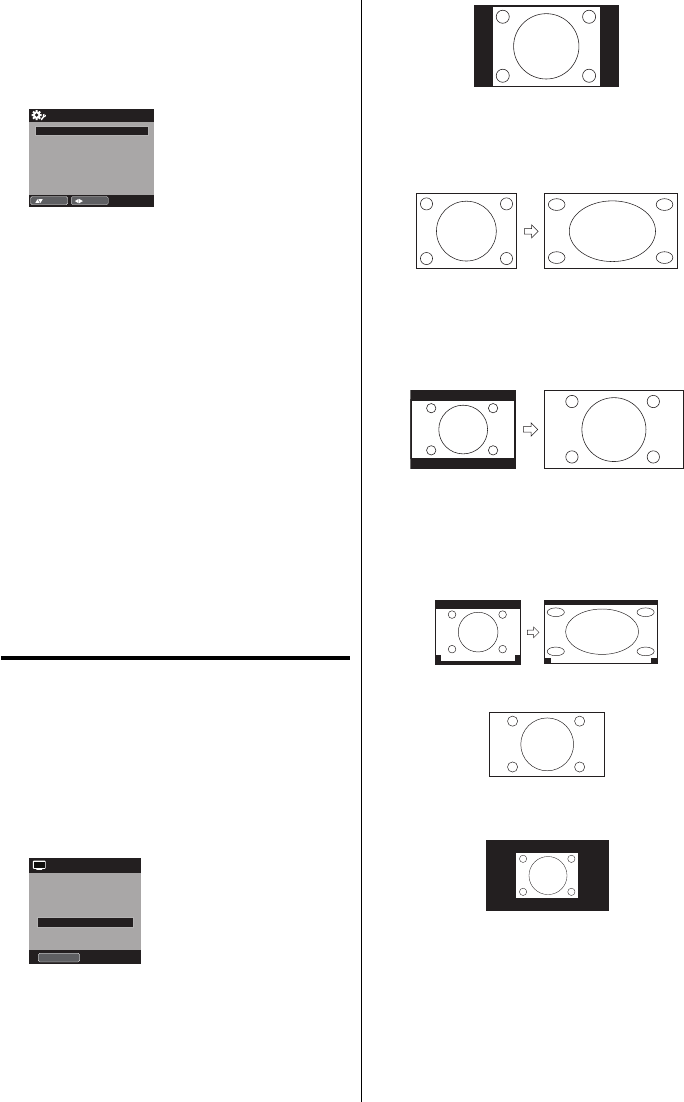 Page 22 of Sansui Flat Panel Television HDLCD3250 User