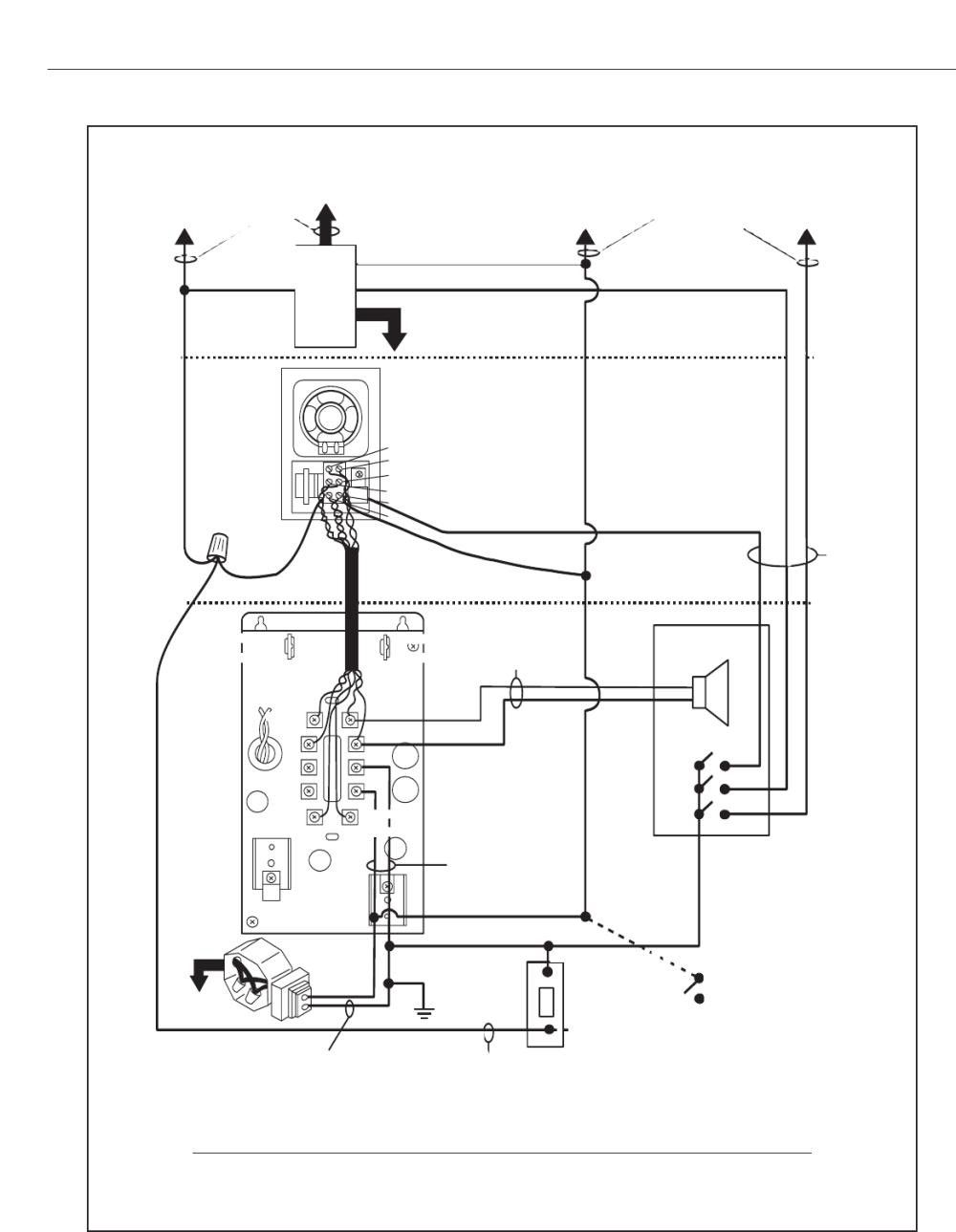 medium resolution of page 5 of nutone intercom system ia 28 user guide manualsonline com nutone intercom wiring diagram pdf