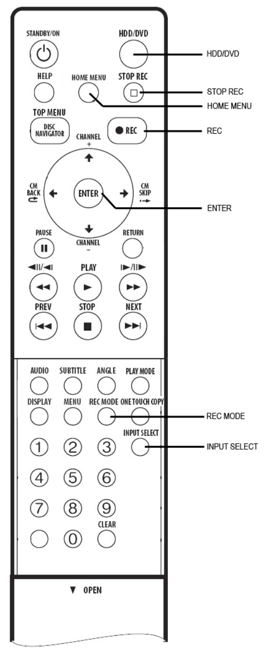 Page 3 of Pioneer DVD Recorder DVR-550H-K User Guide
