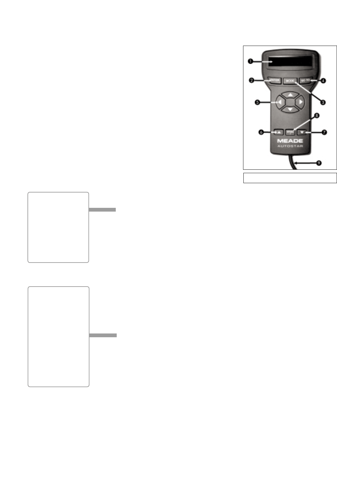 Page 8 of Meade Telescope DS-114AT User Guide