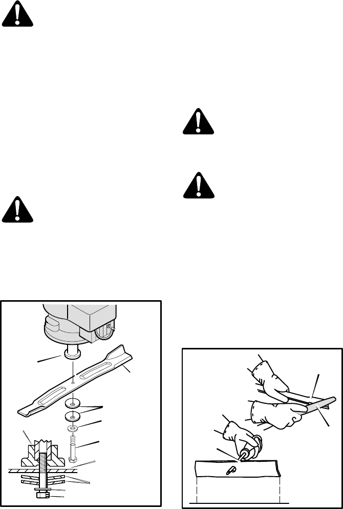 Page 19 of Murray Lawn Mower 22