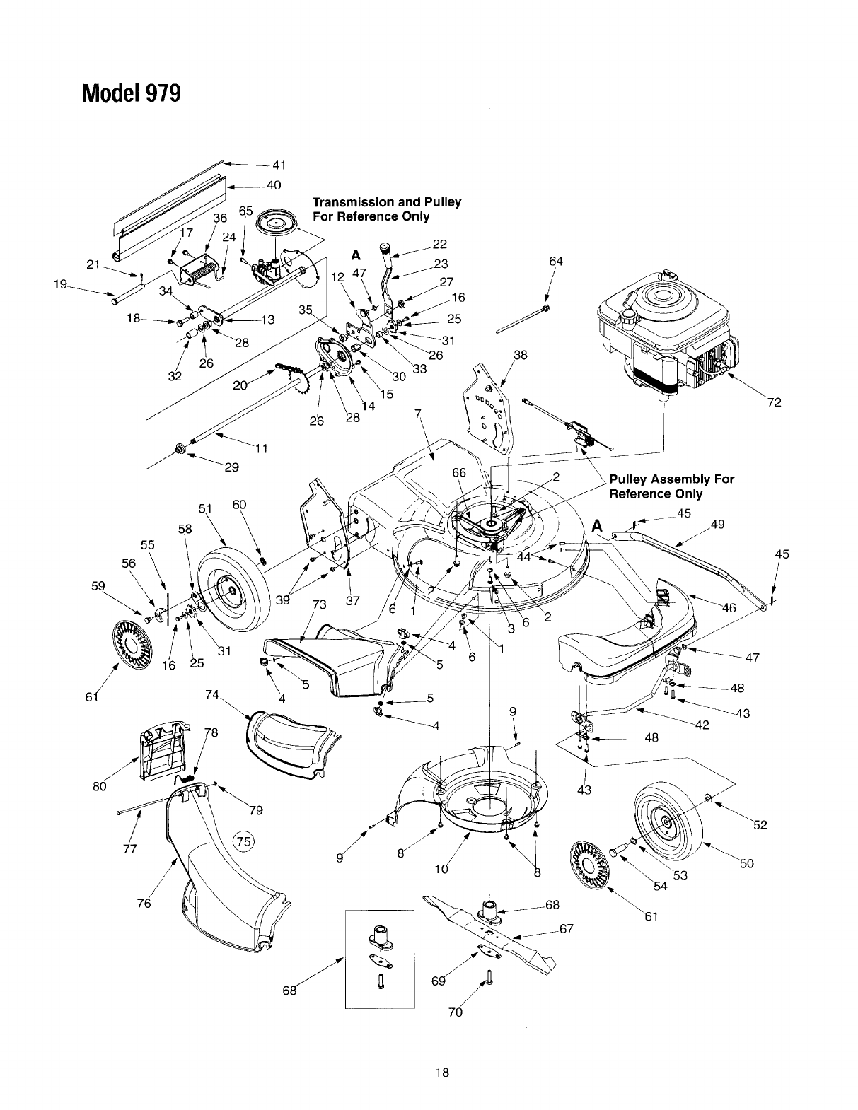 Page 18 of Yard-Man Lawn Mower 12A-979L401 User Guide