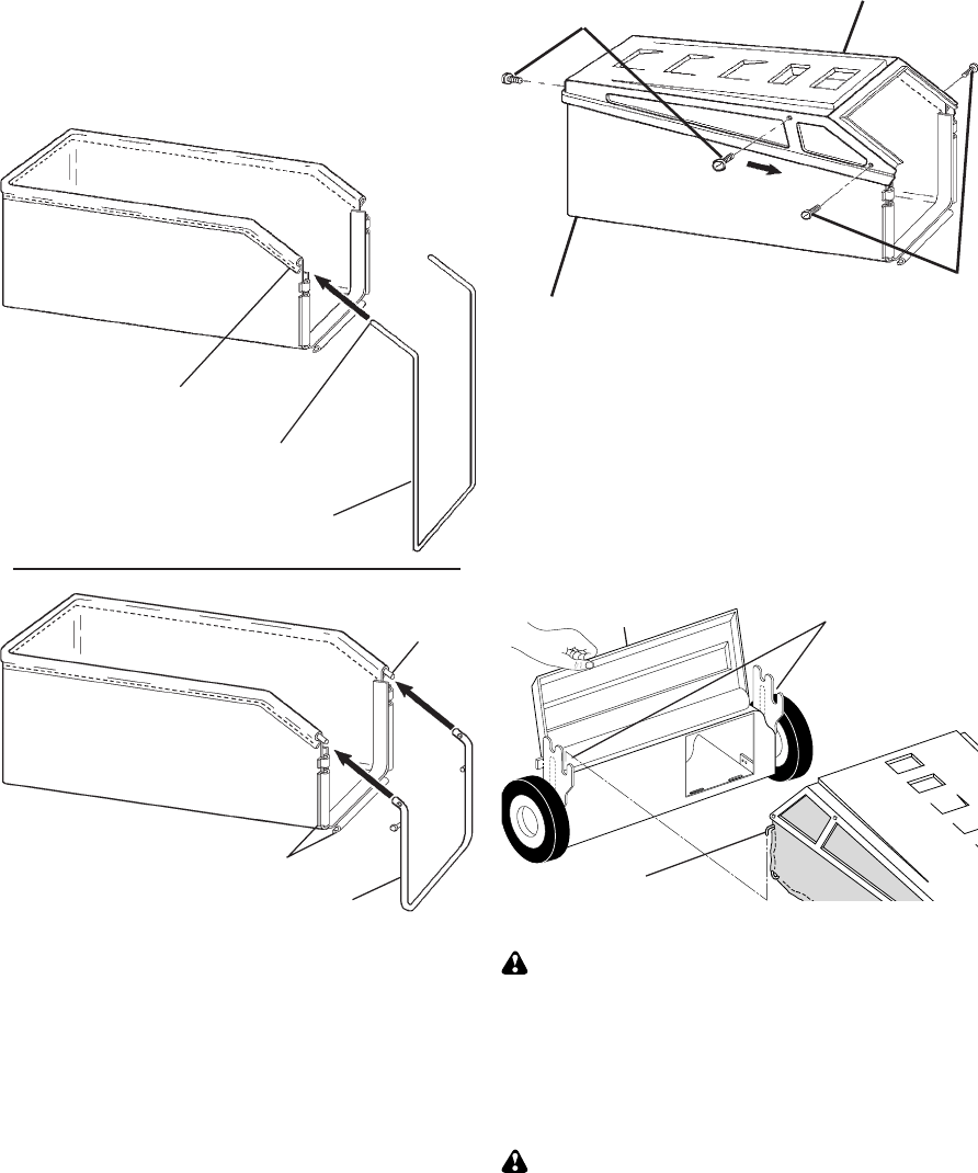 Page 7 of Poulan Lawn Mower 172787 User Guide
