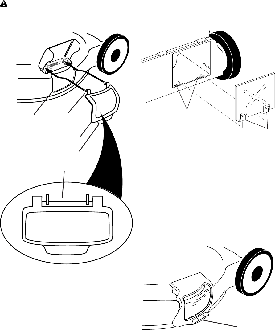 Page 12 of Poulan Lawn Mower 172787 User Guide