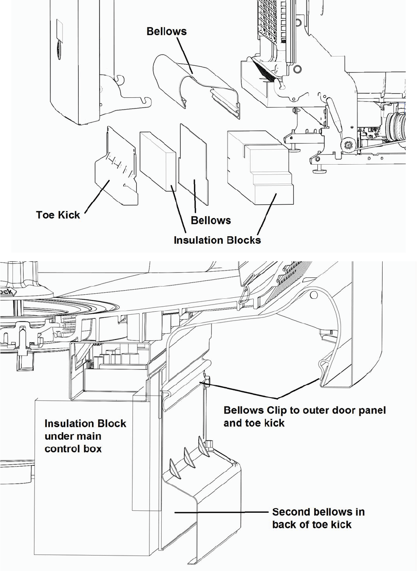 Page 10 of GE Dishwasher GDF510PGD User Guide