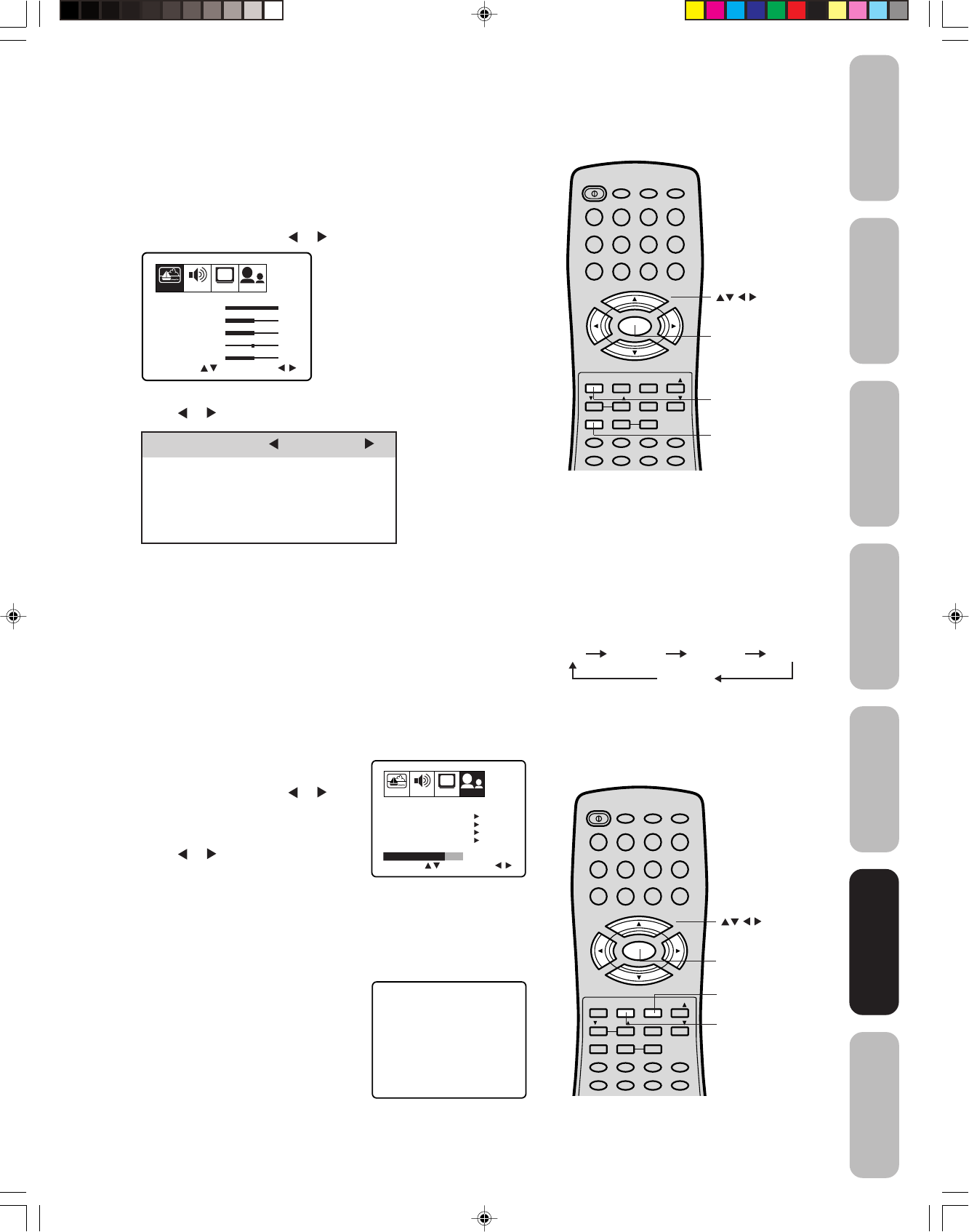 Page 27 of Toshiba CRT Television 27A45 User Guide