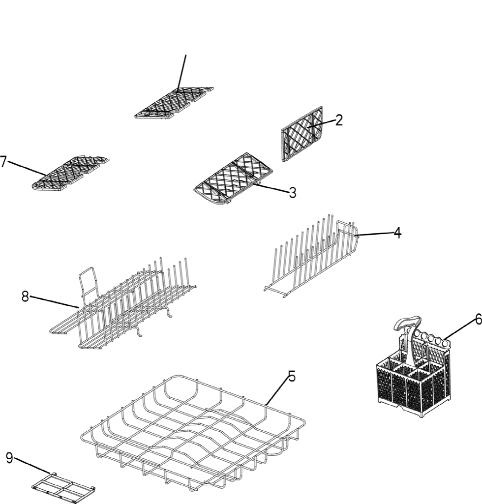 Page 21 of Fisher & Paykel Dishwasher DD603FC User Guide