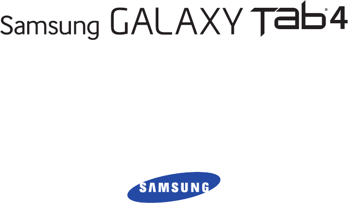 Samsung Graphics Tablet SAMSUNG SM-T337A User Guide