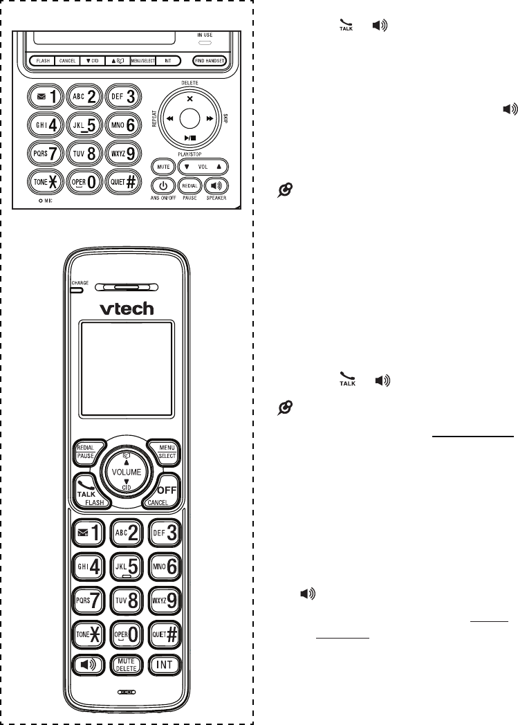 Page 18 of VTech Cordless Telephone CS6649 User Guide