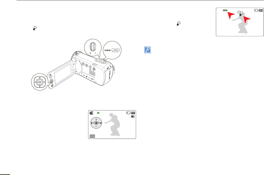 Page 50 of Samsung Camcorder HMX-F90 User Guide