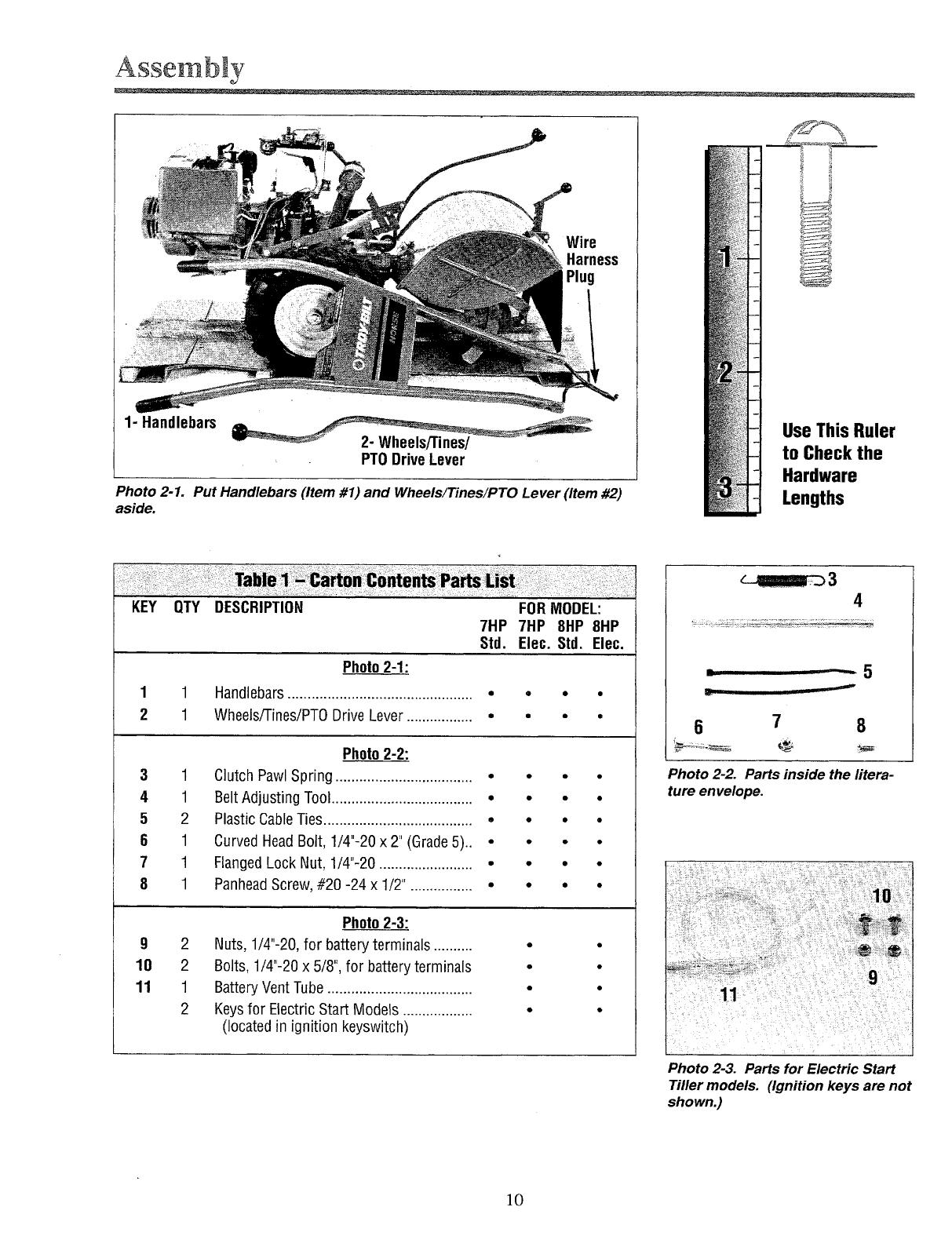 Page 10 of Troy-Bilt Tiller 12087, 12088, 12089, 12090