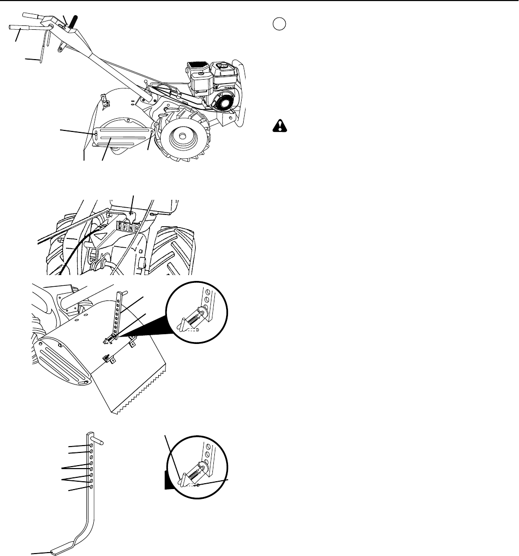 Page 29 of Husqvarna Tiller crt51 User Guide