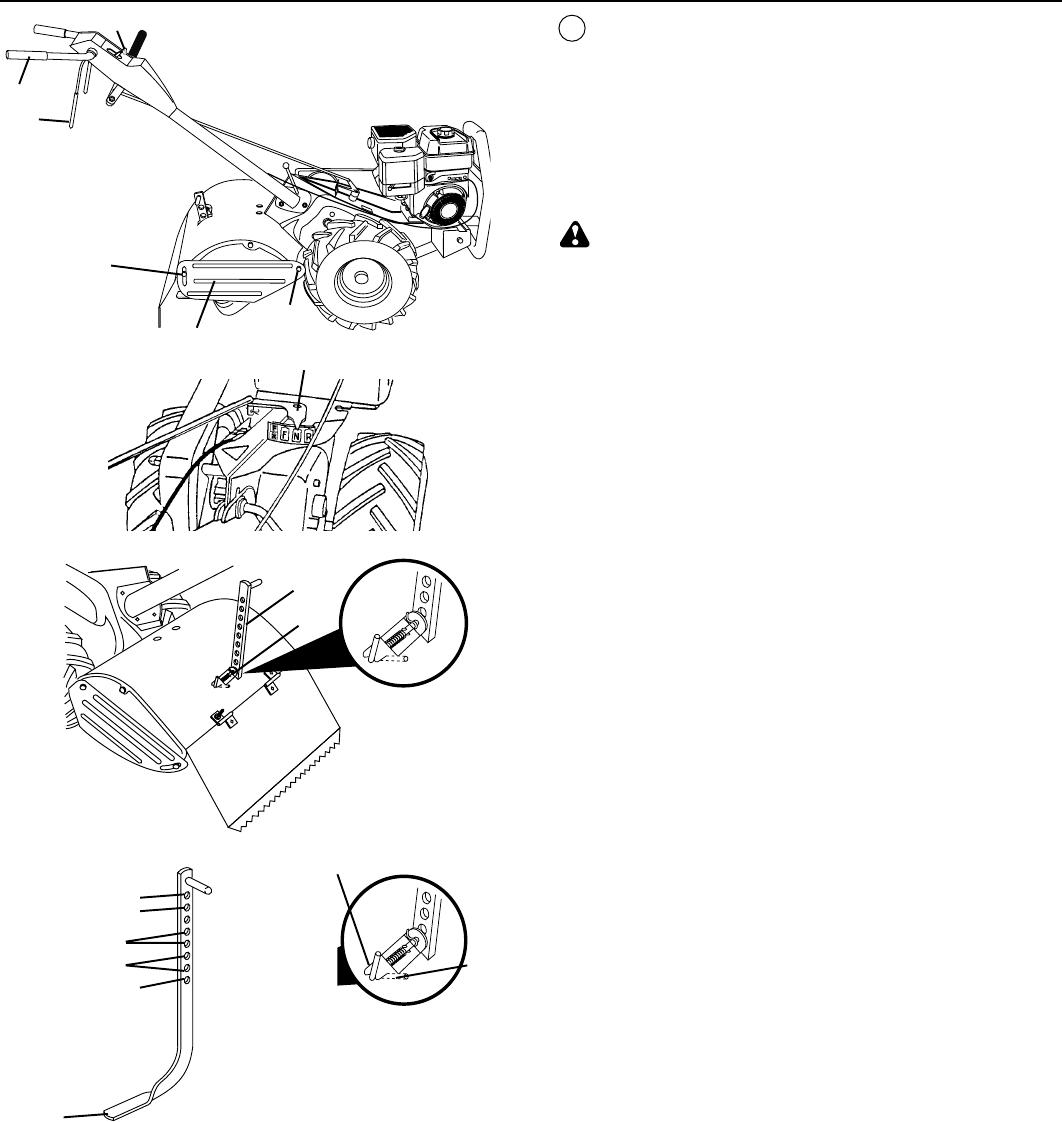 Page 35 of Husqvarna Tiller crt51 User Guide
