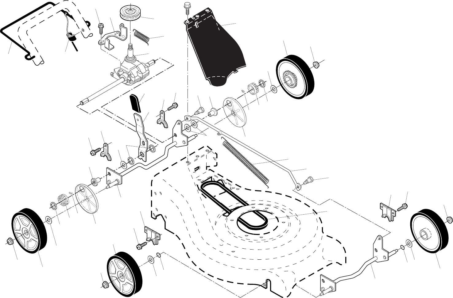 Page 4 of McCulloch Lawn Mower M53-190ER User Guide