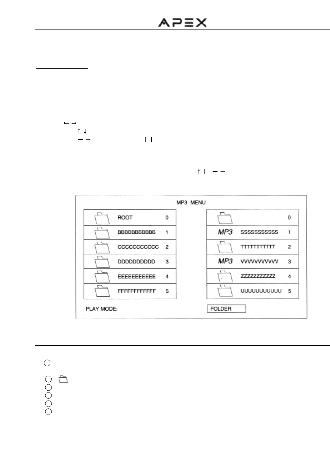 Page 25 of Apex Digital TV DVD Combo GT2715DV User Guide