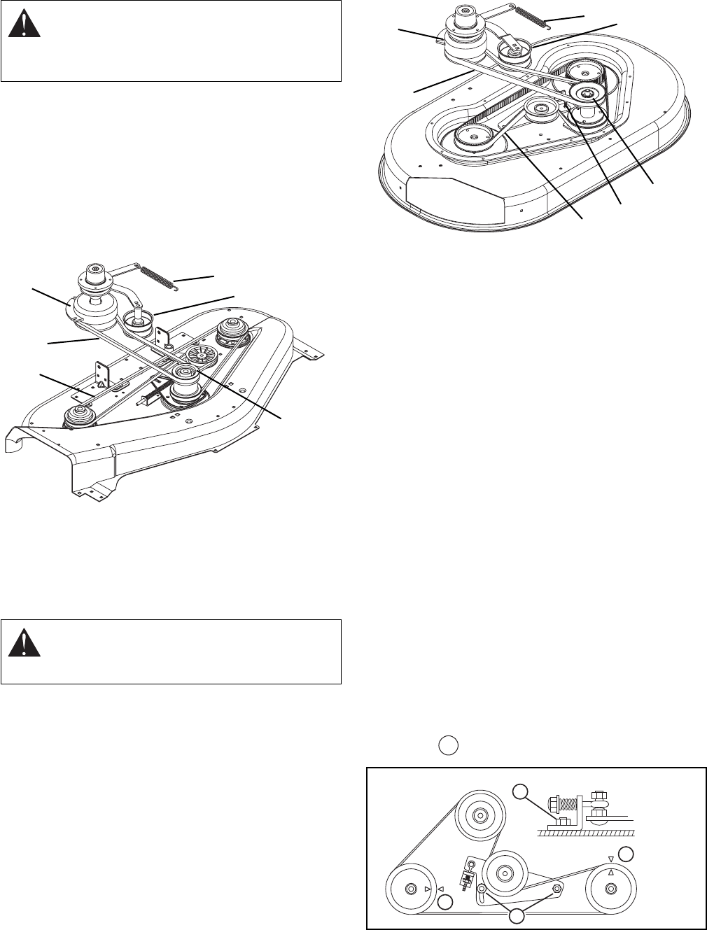 Gravely Drive Belt Diagram : gravely, drive, diagram, Gravely, Mower, 915015, 9150156, Guide, ManualsOnline.com