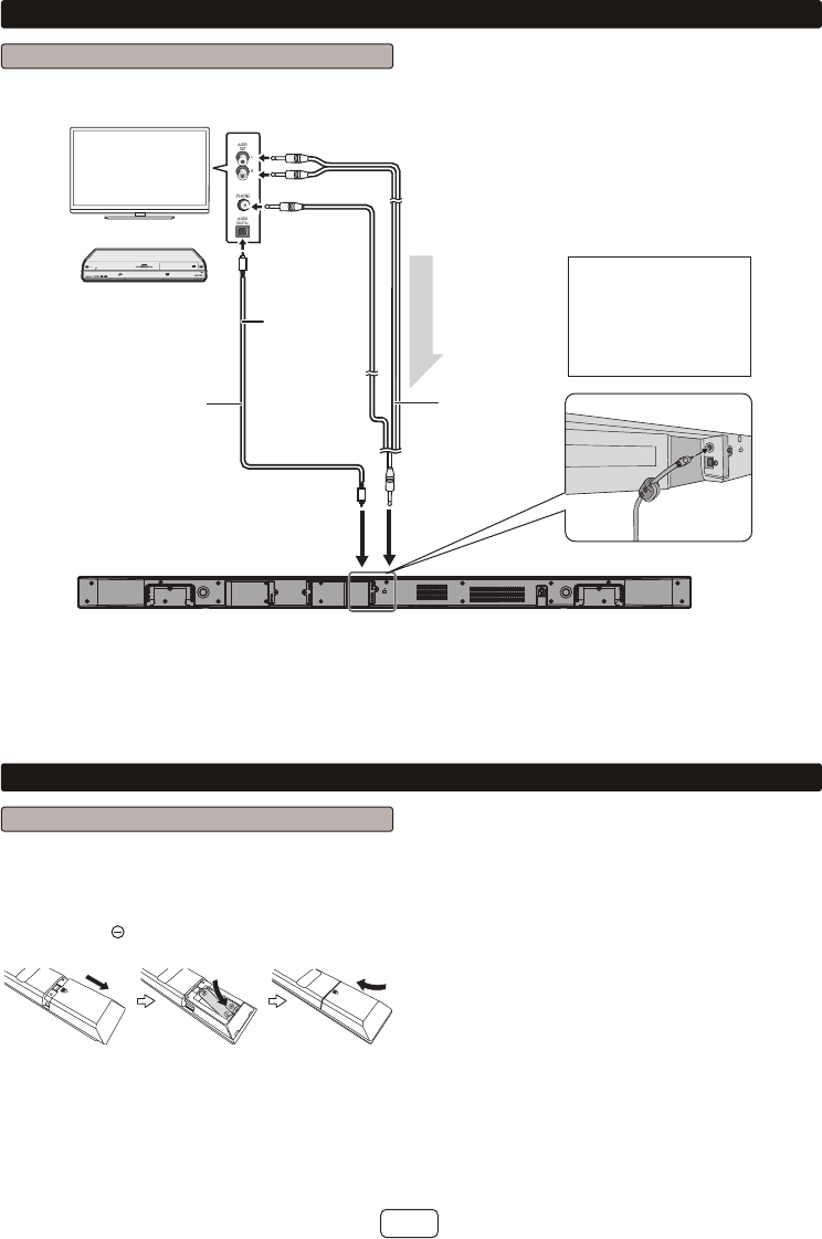 Page 11 of Sharp Home Theater System HT-SB602 User Guide