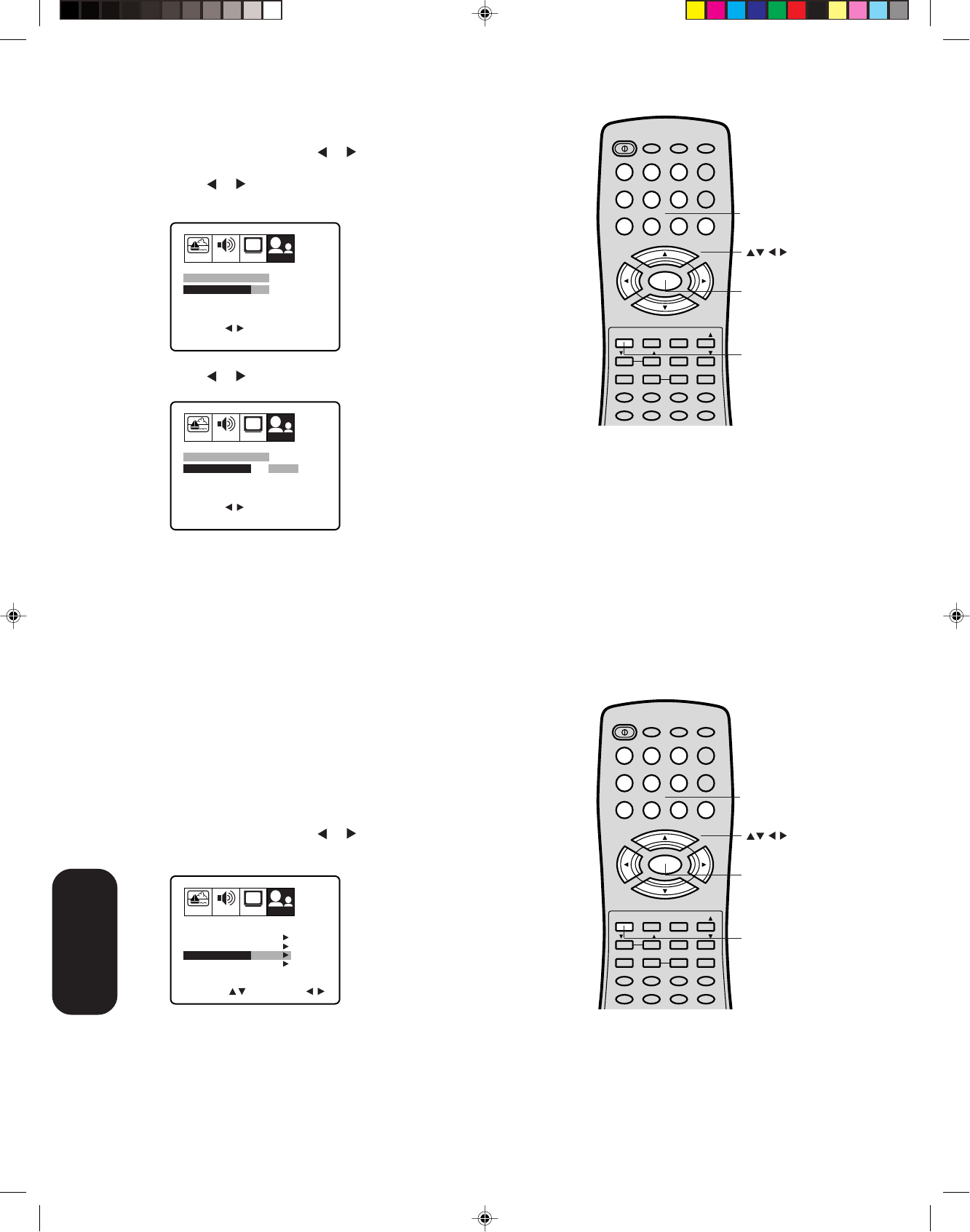 Page 18 of Toshiba CRT Television 14AF44 User Guide