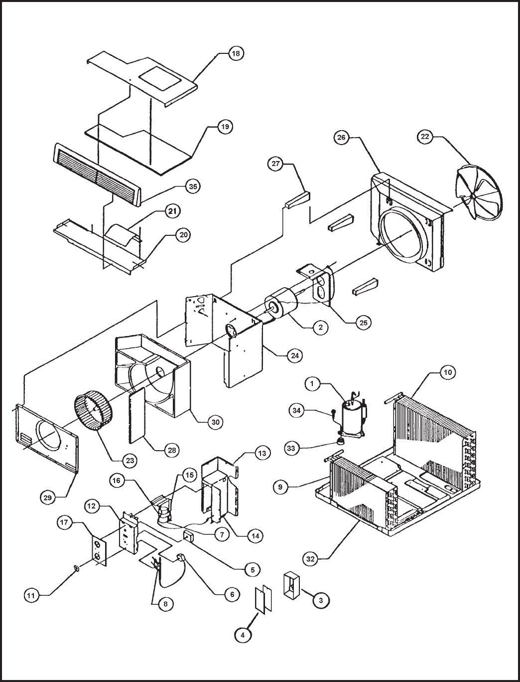 Page 16 of Friedrich Air Conditioner SH20J30B-A User Guide