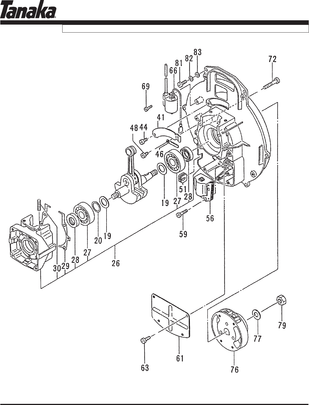 Page 3 of Tanaka Blower TBL-4610 User Guide