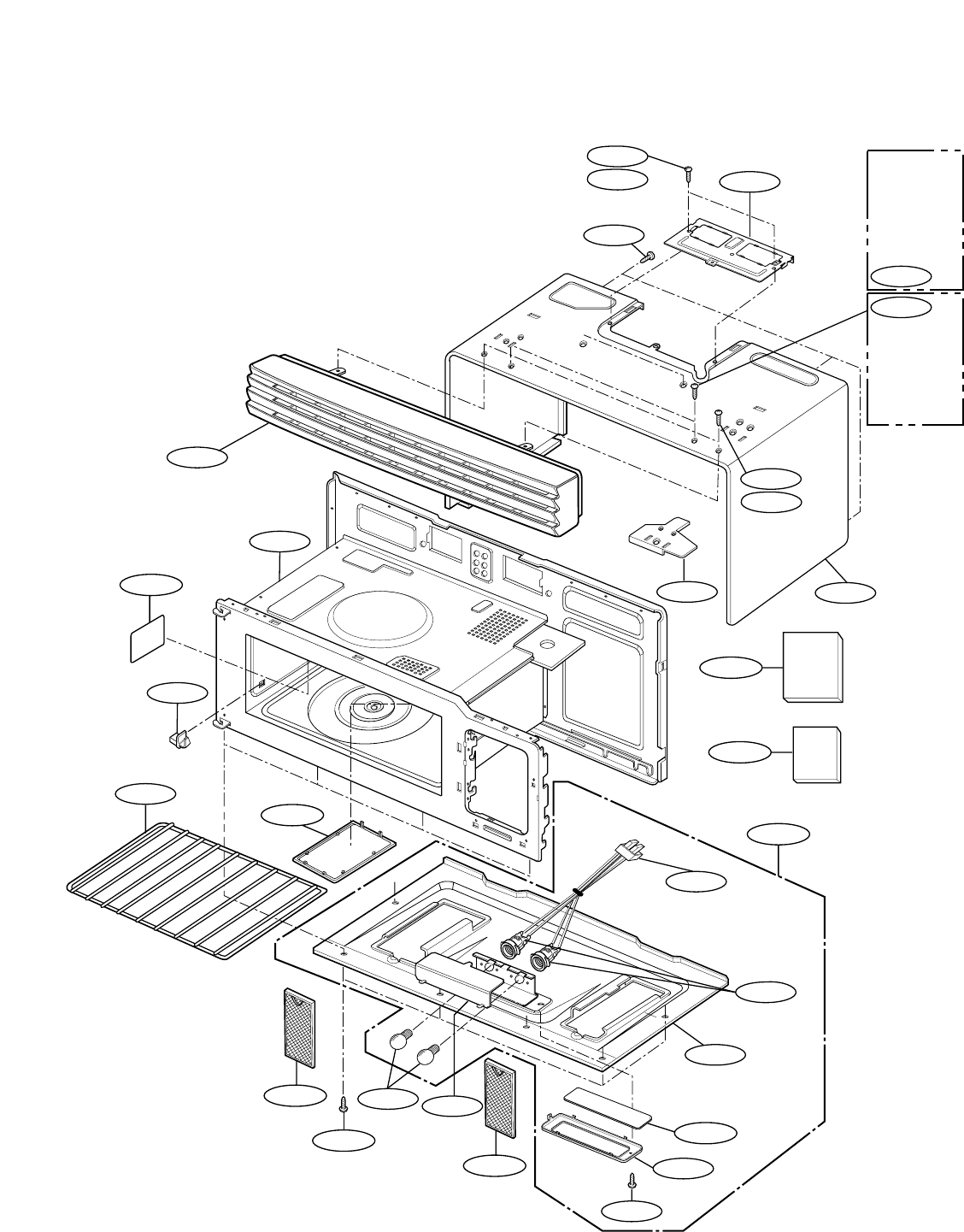 Page 39 of Kenmore Microwave Oven 721.626494 User Guide