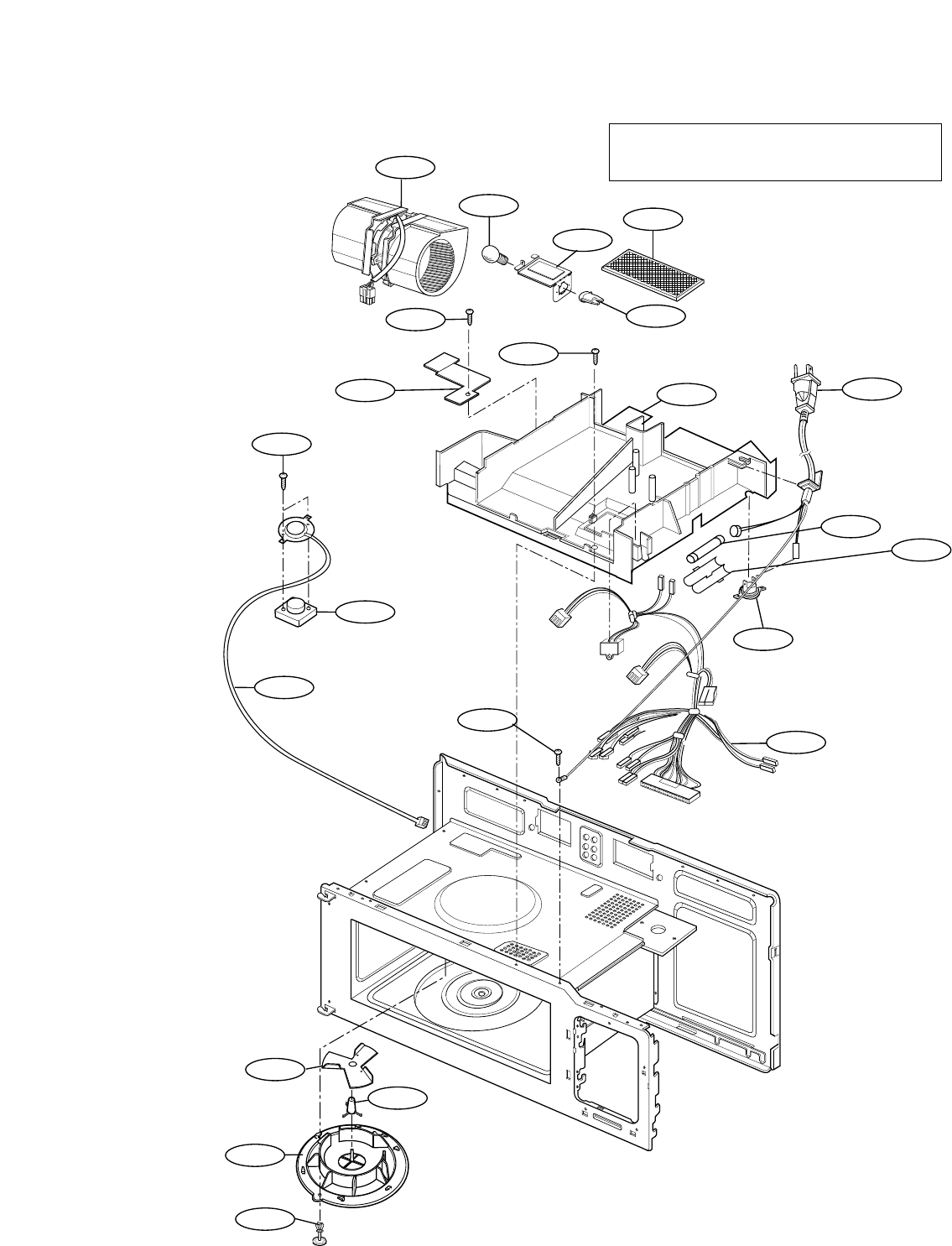 Page 42 of Kenmore Microwave Oven 721.805934 User Guide