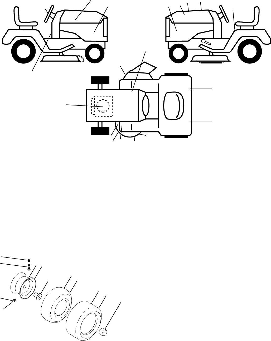 Page 41 of Husqvarna Lawn Mower GTH2254XP User Guide