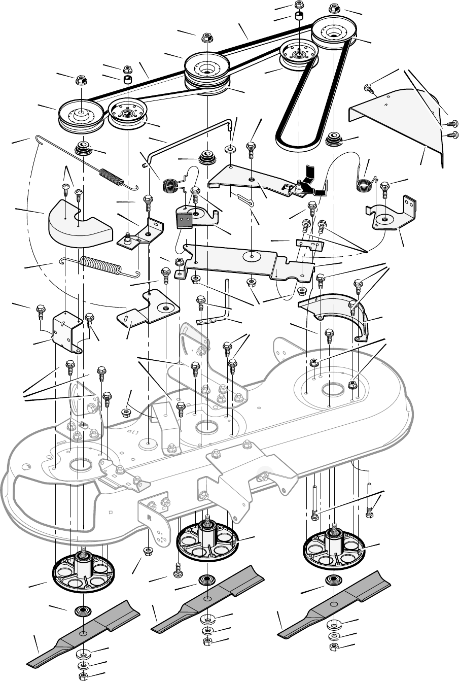 Page 53 of Murray Lawn Mower 461000x8A User Guide