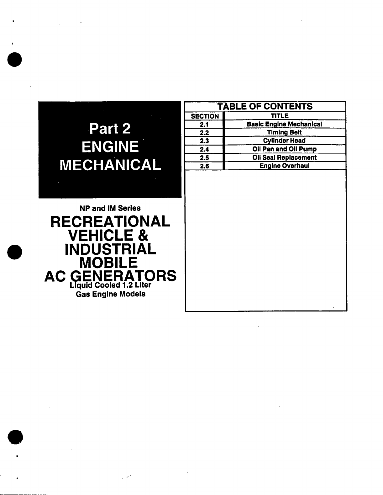 Page 27 of Generac Portable Generator 86640 User Guide