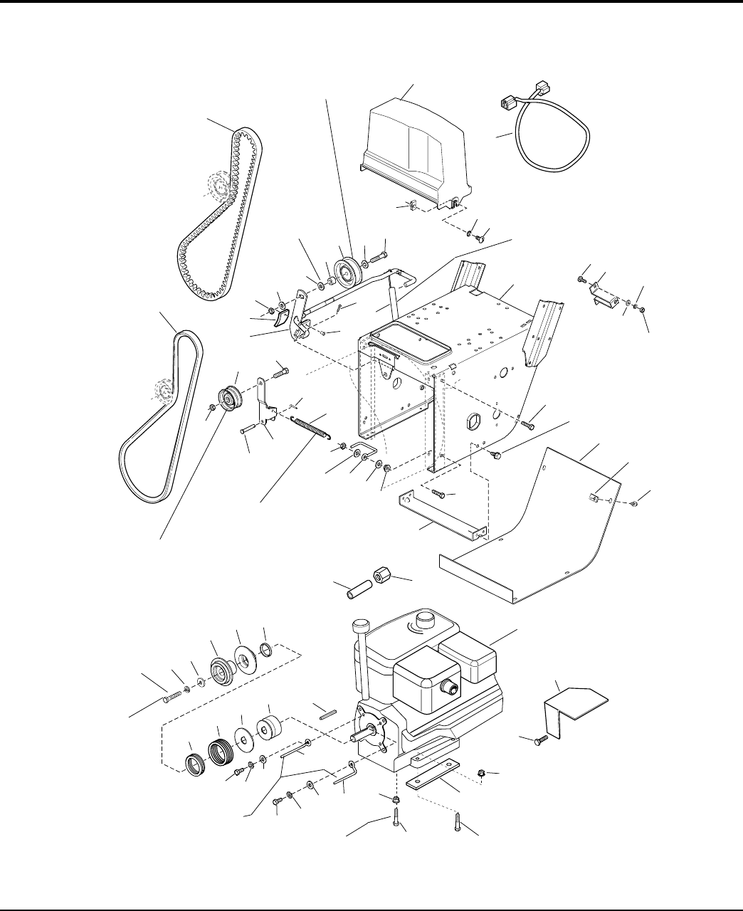 Page 8 of Simplicity Snow Blower 1280 User Guide