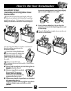 Black & Decker Bread Maker B2000 User Guide