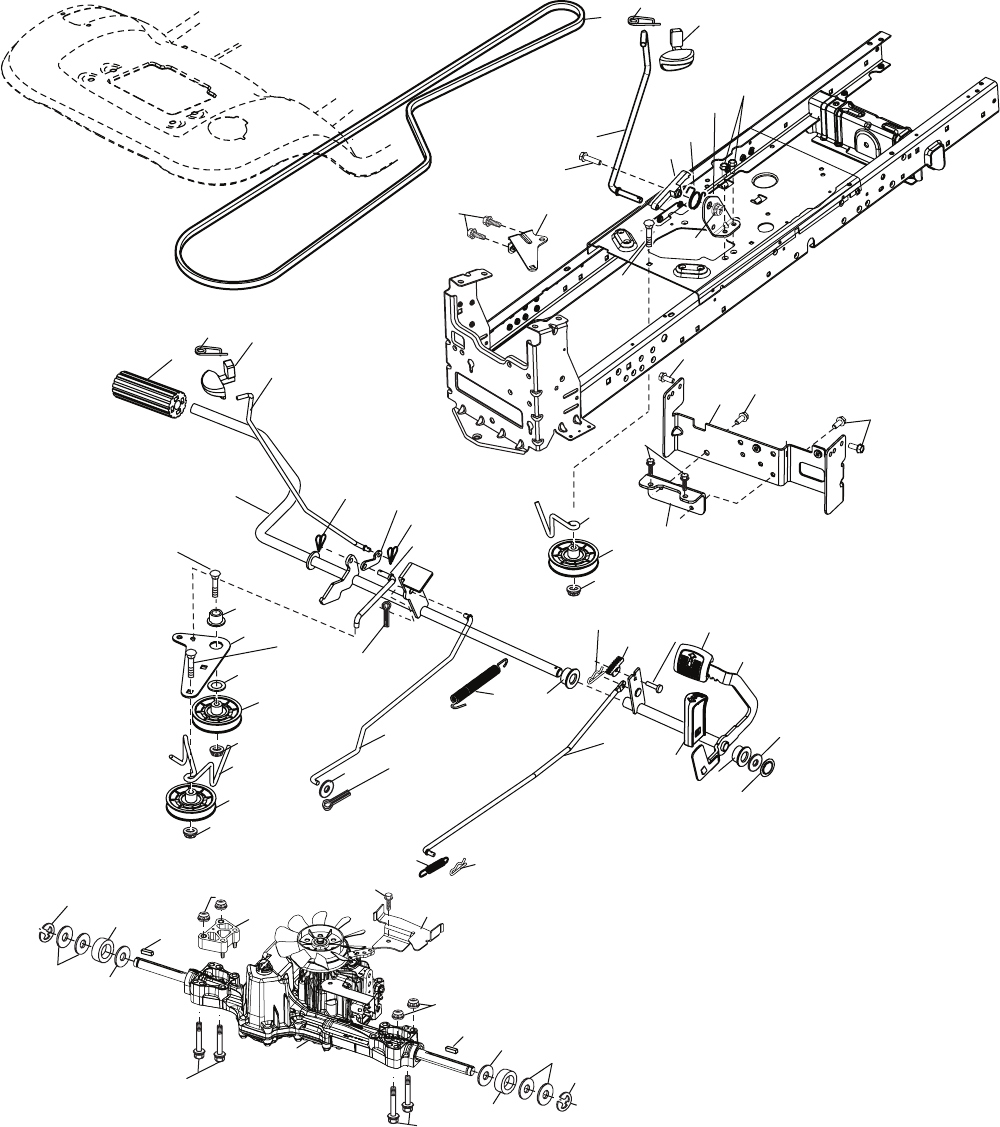Page 32 of Husqvarna Lawn Mower YTH20K46 User Guide