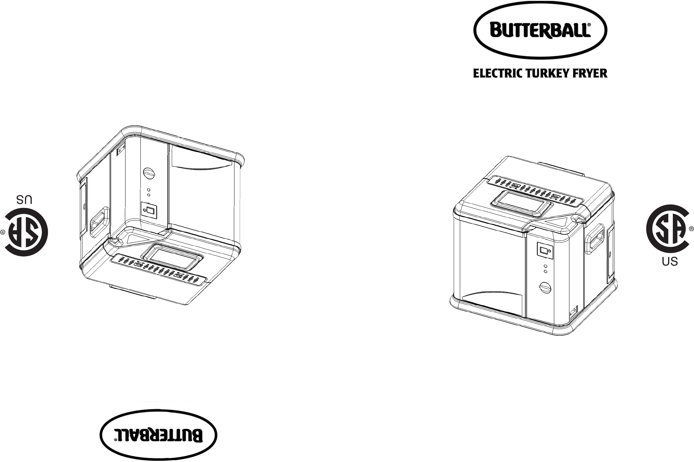 Masterbuilt Turkey Fryer 20010210 User Guide