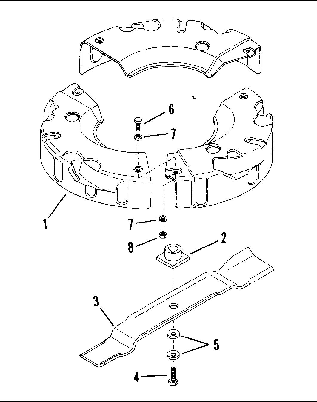 Page 36 of Snapper Lawn Mower 21357B, DP21357B, R21357B