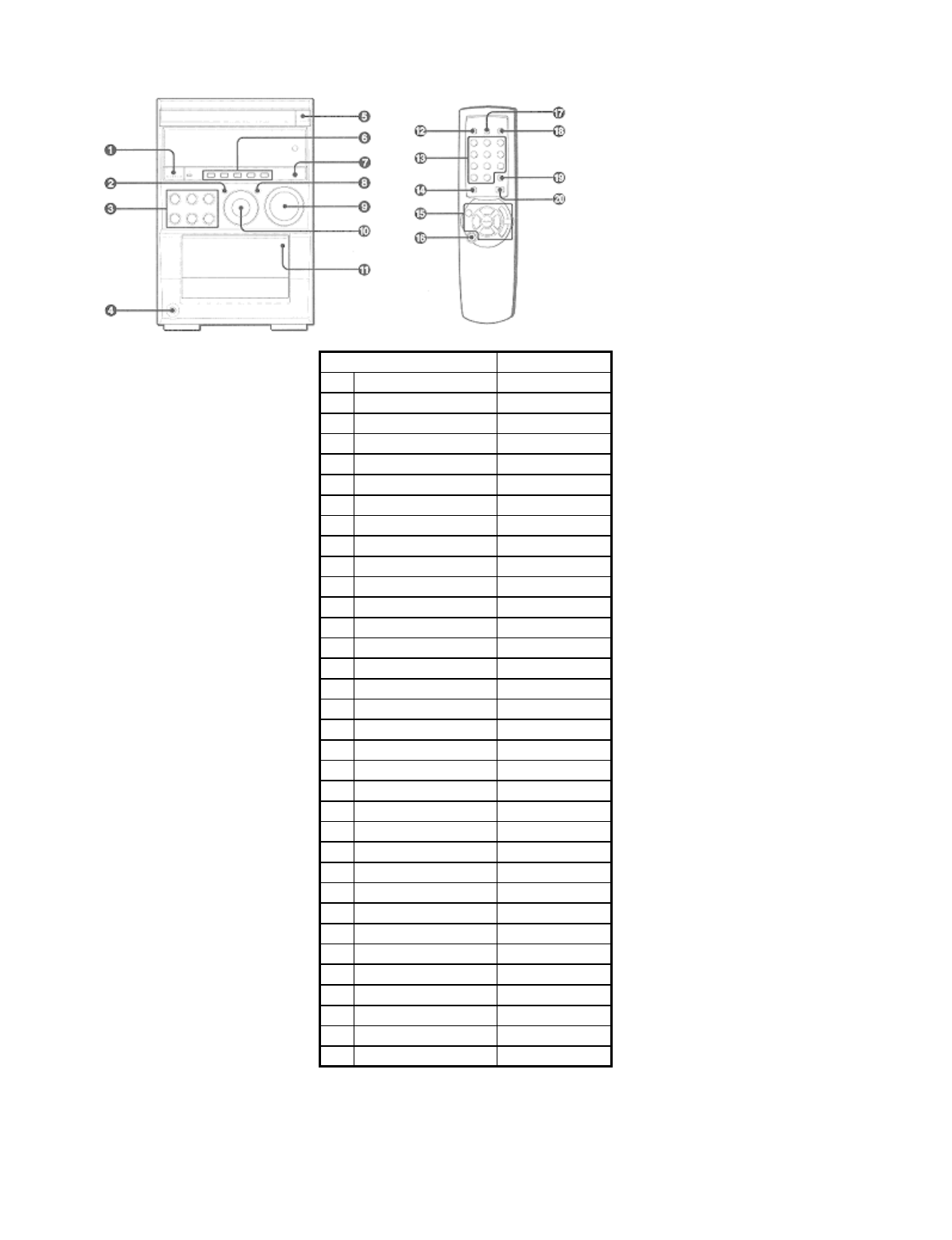 Page 35 of Aiwa Stereo System XR-M55 User Guide